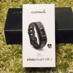 【Garmin vivosmart HR J】心拍も計測できる活動量計のインプレ