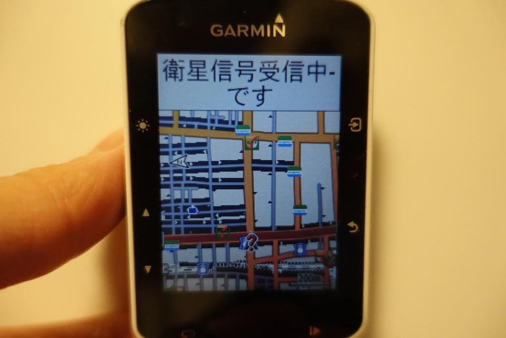 【ガーミン】Edge520Jに地図を表示させる方法!OSMでコンビニも!【Garmin】